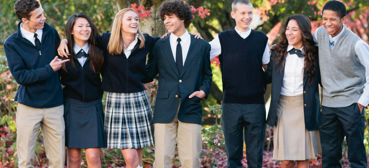 an argument against wearing school uniforms in public schools in the united states One of the most common arguments against school uniforms is actually a counter to the argument that such a policy limits school violence studies and anecdotal reports from schools have been mixed as to whether uniforms actually decrease the incidence of violence.