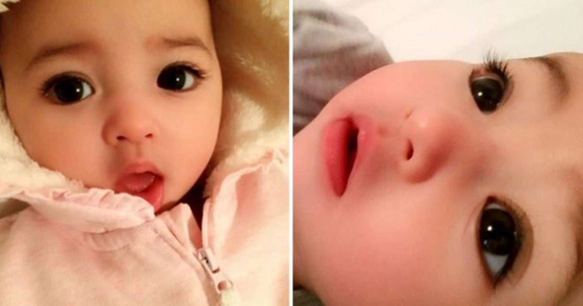 This Malaysian-Swedish mixed baby wins netizen's hearts as ...
