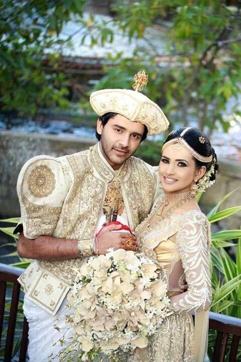Sri Lankan Wedding Dress 2018