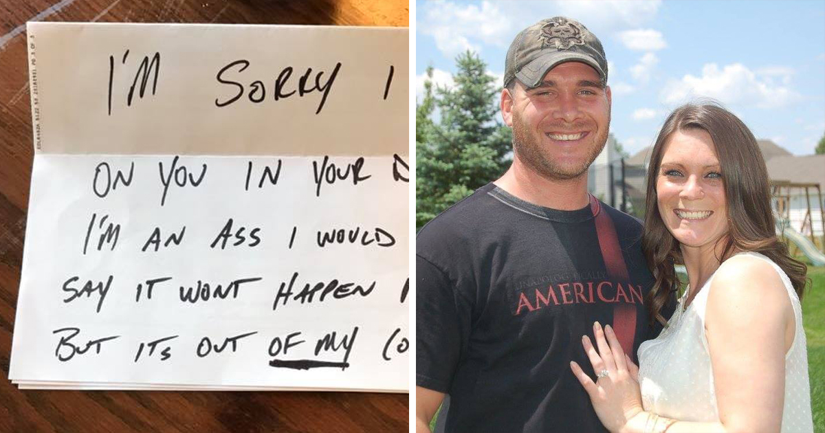 sorry letter to wife