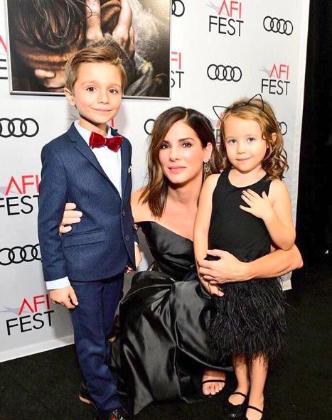 Bird Box star Sandra Bullock says she 'Constantly' has to 'Override