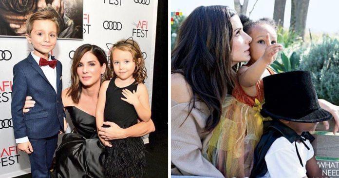 Bird Box star Sandra Bullock says she 'Constantly' has to ...
