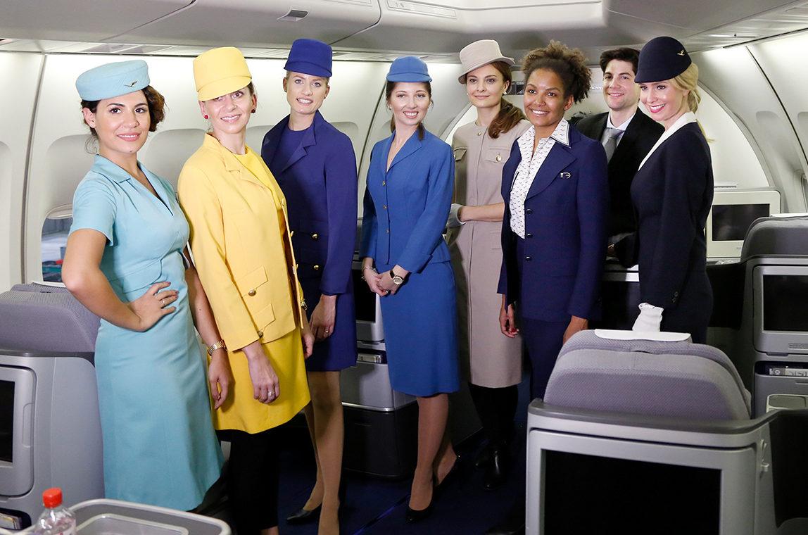 Most beautiful air stewardess