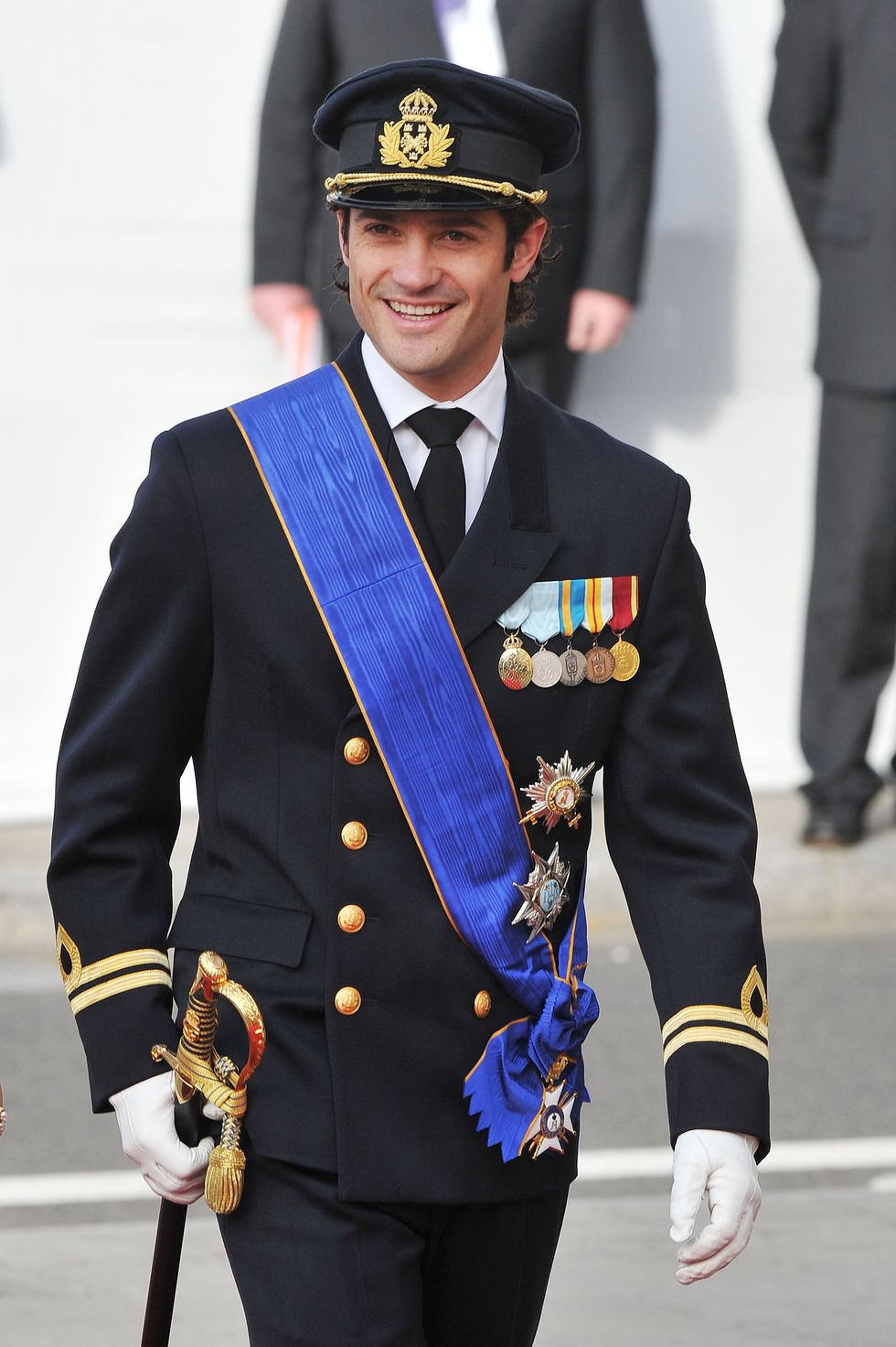 Meet the dashing Prince Carl Philip of Sweden who has a lovely family, a professional racing ...